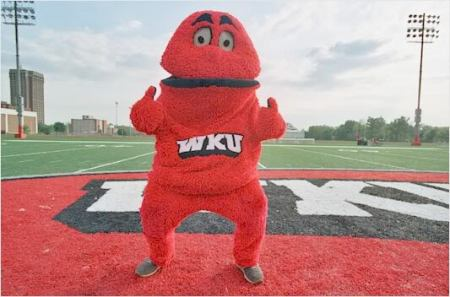 WKU's Big Red currently in 1st place