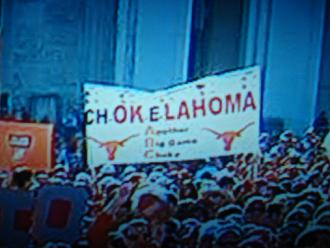 Another Choklahoma sign