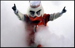 Sebastian - University of Miami Mascot