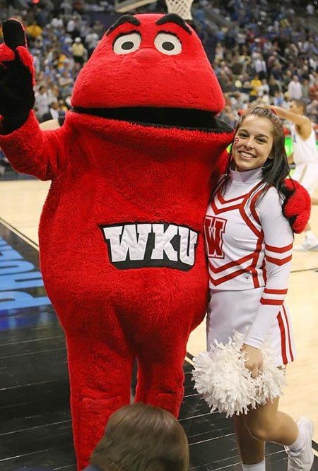 """WKU's """"Big Red"""""""